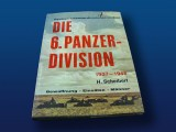 Die 6th Panzer Division 1937-1945