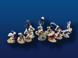 25mm  Ral Partha Goblins (10)